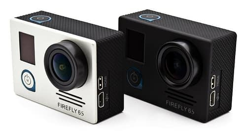 firefly-6s-silver-black Recensione Firefly 6S, action cam 4k con stabilizzatore Gyro