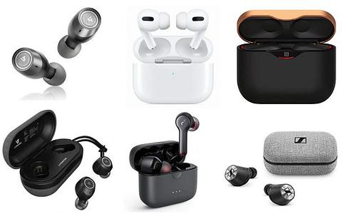 migliori-auricolari-true-wireless Migliori auricolari Bluetooth true wireless del 2020 - anche economici