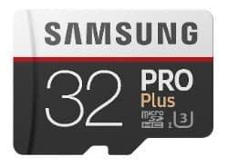 Samsung-Pro-Plus-micro-sd Migliori schede Micro SD del 2020