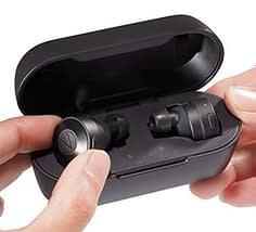 migliore-auricolare-true-wireless-audio-technica-ATH-CKS5TW Migliori auricolari Bluetooth true wireless del 2020 - anche economici