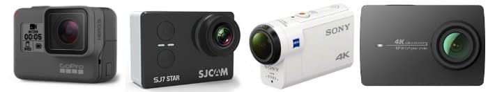 best_action_cams Le migliori action cam del 2020