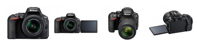 d5500 Nikon D5500: specifiche della nuova reflex con sensore da 24,2MP e Wi-Fi