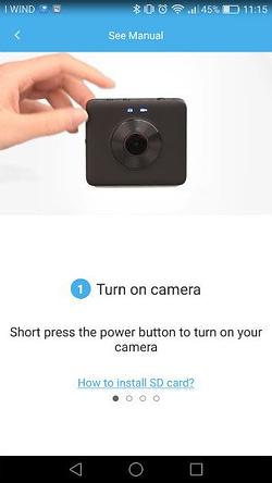 App_Xiaomi_Mijia_2 Recensione Xiaomi Mijia 3.5K - Actioncam 360° con due lenti