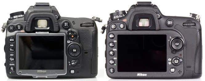 nikon-d7000-vs-d7100-rear Nikon D7000 vs D7100 quale scegliere?