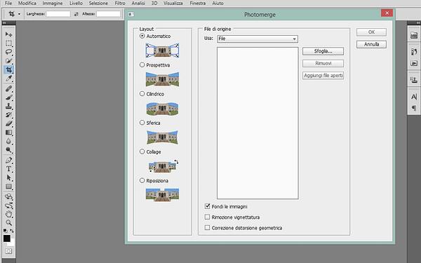 2-1024x640 [Photoshop] Creare panoramiche unendo più foto