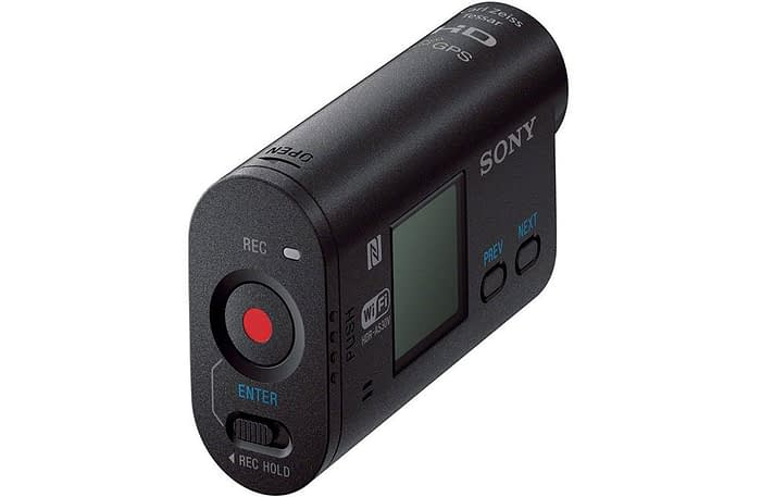 sony-as30v-lato Sony HDR AS30v: recensione Action cam subacquea