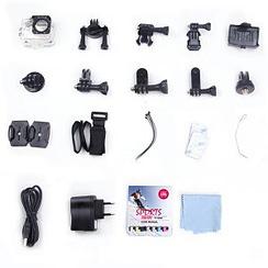 sj4000-accessori Recensione SJ4000 Action Cam compatibile GoPro anche wifi