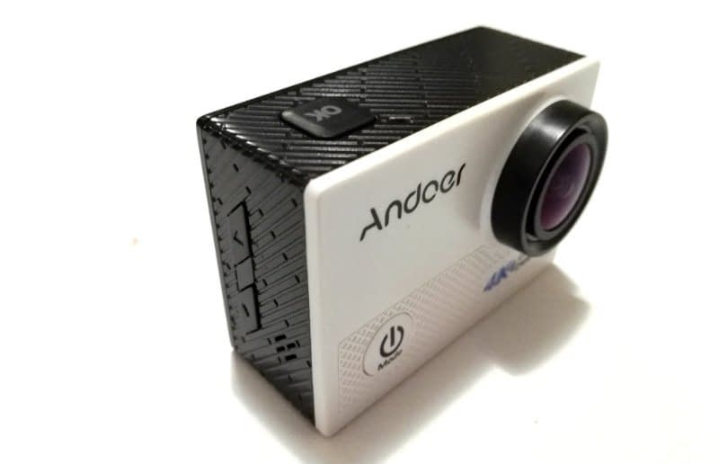 Andoer_AN5000_front Recensione Andoer AN5000