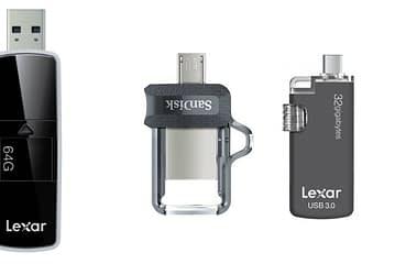 Le migliori chiavette USB 3.0 e le pendrive più economiche del 2020