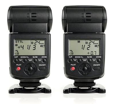 LCD_flash YongNuo YN-568EX II Flash per Canon, miglior rapporto qualità prezzo