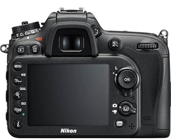 Nikon-D7200-back-img1 Nikon D7200 annunciata il 1 marzo