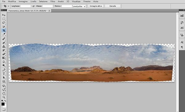 3-1024x624 [Photoshop] Creare panoramiche unendo più foto