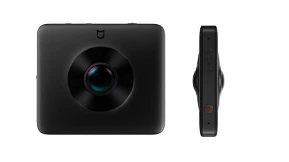 Recensione Xiaomi Mijia 3.5K - Actioncam 360° con due lenti