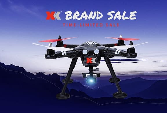 Vinci un drone XK X251