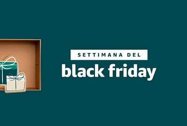 Migliori offerte Black Friday Amazon 2017
