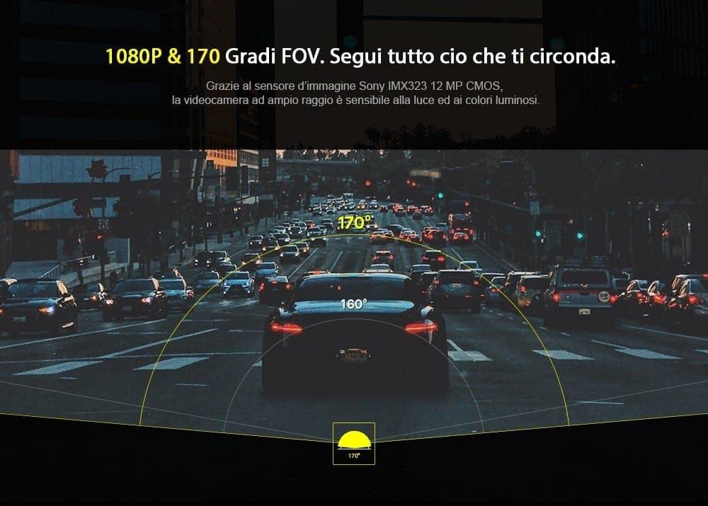 Alfawise-MB05-F1.4-Car-DVR-FOV-ITA Recensione Alfawise MB05 dashcam