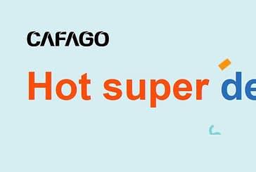 Articoli in promozione su Cafago