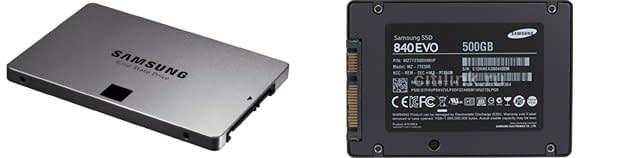"""Samsung-Evo-SSD_cover Recensione Samsung SSD 840 EVO, 250GB, 2.5"""" SATA III"""