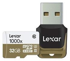 Lexar-1000X-micro-sd Migliori schede Micro SD del 2020