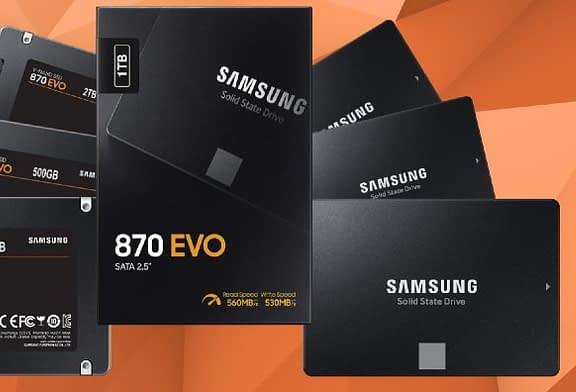 Recensione Samsung 870 EVO SATA SSD