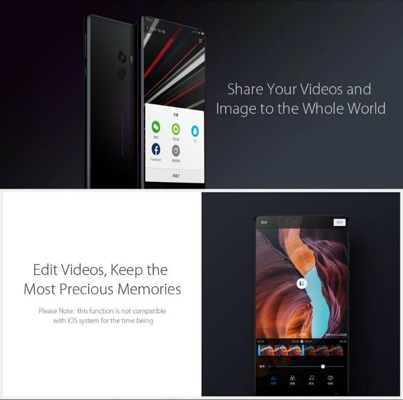 Recensione_Xiaomi_Mijia_app Recensione Xiaomi Mijia 3.5K - Actioncam 360° con due lenti