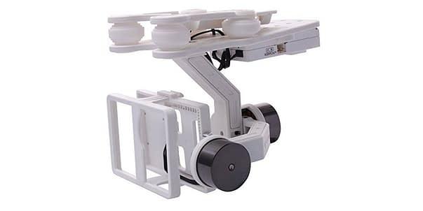 Walkera-G-2D-gimbal Recensione Gimbal Walkera G-2D per CX-20 e altri droni