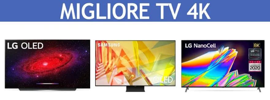 Migliore-TV-4k Migliore TV 4k: classifica 2021