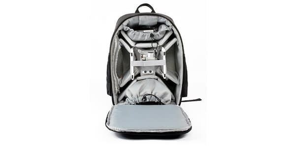 DJI_Phantom3_Backpack0 Zaino per drone DJI Phantom 3 con tasche esterne