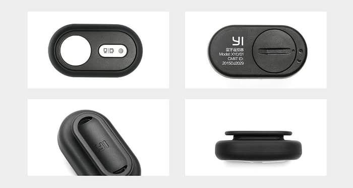 Xiaomi_Yi_remote1b Telecomando Bluetooth per Xiaomi Yi originale