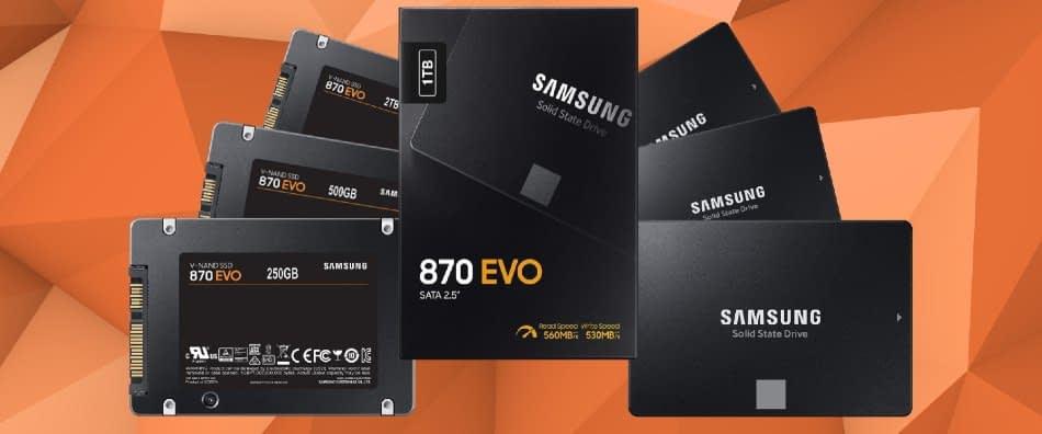 Samsung-870-Evo-migliore-ssd-copertina Recensione Samsung 870 EVO SATA SSD