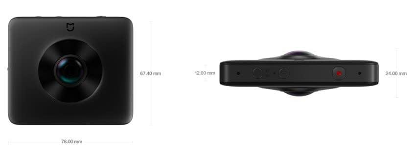 Xiaomi_Mijia_dimensioni Promozioni su Gearbest Italia