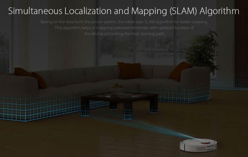 Mi-aspirapolvere-robot-sistema Recensione Xiaomi Mi Robot aspirapolvere intelligente con App