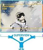 HERO_Feature_6_superview GoPro Hero: recensione e differenze con la SJ4000