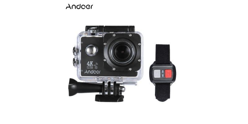 AN4000-recensione Andoer AN4000 - 4K@30fps a 36€ con coupon