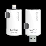 Lexar-JumpDrive-M20i-USB-3 Novità in casa Lexar: CF da 3600x e SD 2000x a 128GB