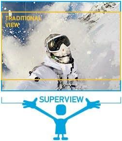 Superview GoPro Hero4 Black Recensione e specifiche