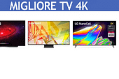 Migliore TV 4k: classifica 2021