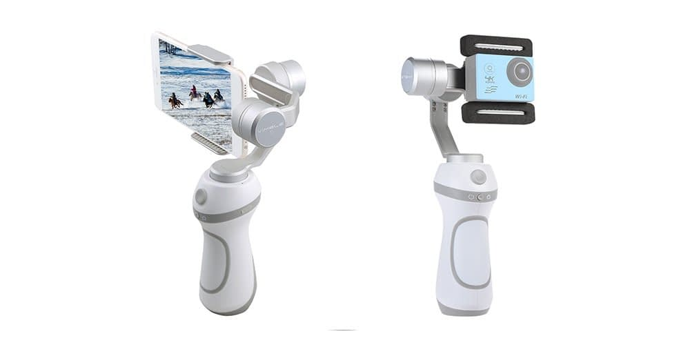 Recensione-Vimble-C-gimbal Recensione Feiyutech Vimble C - Gimbal a 3 assi economico