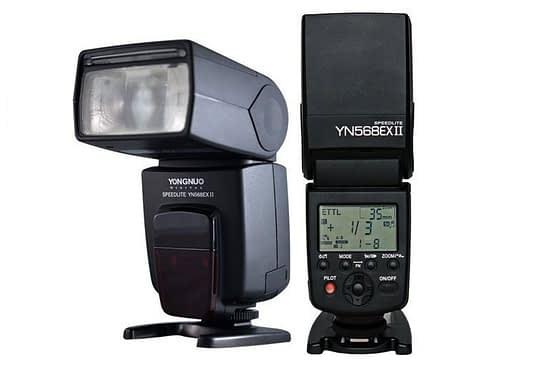 YongNuo YN-568EX II Flash per Canon, miglior rapporto qualità prezzo