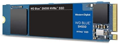 WD-SN550 Migliore SSD SATA e NVMe: classifica 2021
