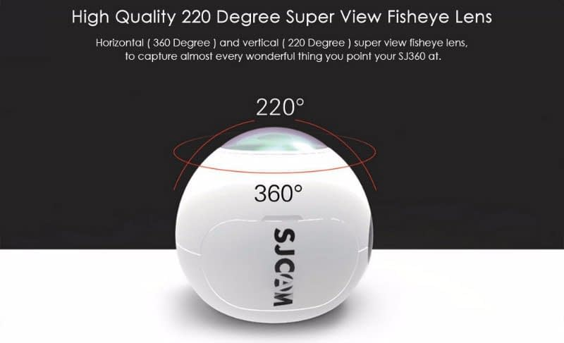 SJ360_FOV Recensione SJCAM SJ360