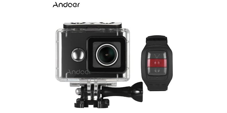 Recensione_Andoer_AN8000 Andoer AN8000 - specifiche action cam 4K