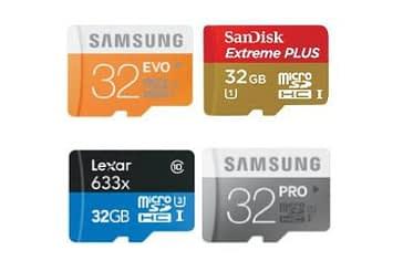 Migliori schede Micro SD del 2020