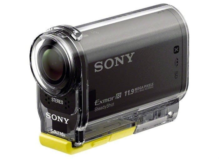 sony-hdr-AS30V-custodia1 Sony HDR AS30v: recensione Action cam subacquea