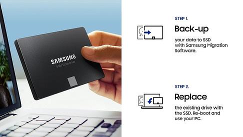 Samsung-870-Evo-software Recensione Samsung 870 EVO SATA SSD