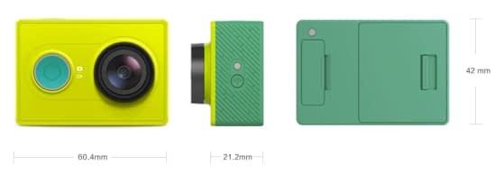 Yicamera Xiaomi Yi Action camera: recensione, ora registra in 2k