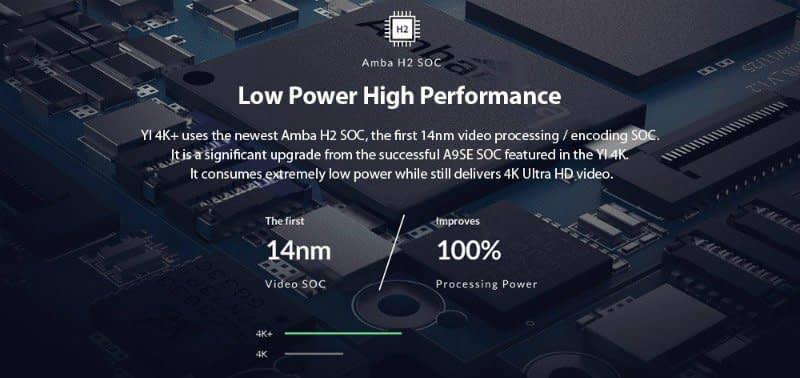 yi-4k-plus-chipset2 Recensione Yi 4K PLUS: action cam 4K+@60fps