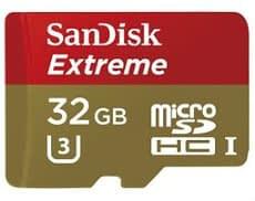 Sandisk-Extreme-micro-SD Migliori schede Micro SD del 2020
