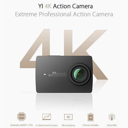 Xiaomi-Yi-2-4k Prezzi scontatissimi e una YI 4K in regalo ai nostri lettori
