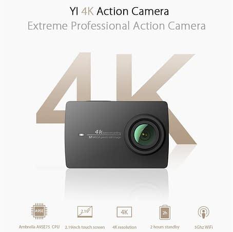 Xiaomi-Yi-2-4k Xiaomi YI 4k - recensione Action Cam 4K con stabilizzatore